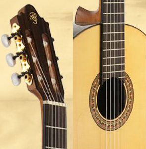 guitarra flamenca – prudencio saez mod. 17