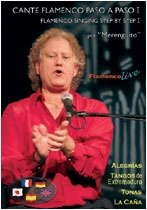 "Flamenco Singing step by step (DVD/Booklet) , ""Merenguito"""
