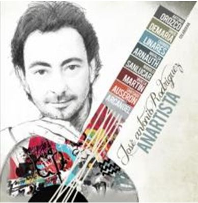 Anartista (Cd) - Jose Antonio Rodriguez
