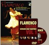 Flamenco Guitar Method Vol 1 (Book/CD/DVD) - Gerhard Graf-Martinez