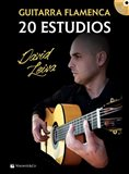 20 estudios de Guitarra flamenca (Libro/CD y Audios descarga) - David Leiva