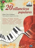 20 Villancicos populares Vol 1- (libro/CD) - David Leiva