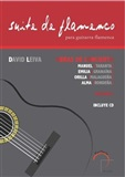 Suite de flamenco para guitarra flamenca (Libro/CD) - David Leiva