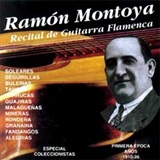 Recital de guitarra flamenca  (CD) - Ramón Montoya