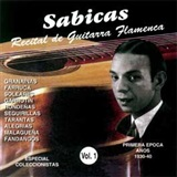 Recital de guitarra flamenca. Vol. 1  (CD) - Sabicas