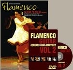 Flamenco Guitar Method Vol 2 (Book/CD/DVD) - Gerhard Graf-Martinez