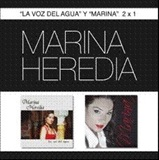 MARINA HEREDIA 2x1  (2CD) - Marina Heredia