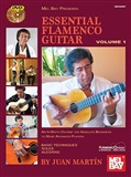 Essential Flamenco Guitar - Volume 1 (Book/2 DVDs)- Juan Martín & Patrick Campbell