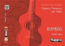 Guitarra Flamenca por Palos- RUMBAS - (DVD/CD/Libro) - David Leiva