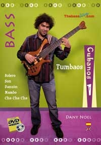 Cuban Tumbaos Vol 1 (DVD/Book) - Dany Noel